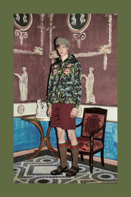 Gucci trae de regreso la estética ultra skinny al mundo de la moda