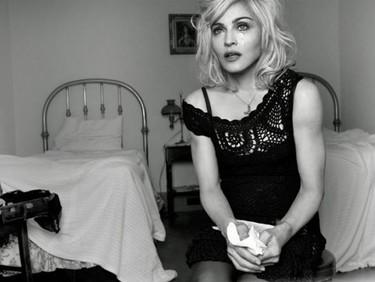 Madonna: antes y después del photoshop no es ni la sombra de la realidad