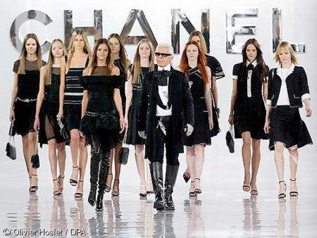 ¡¿Karl Lagerfeld dejará Chanel?!