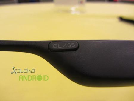 Google Glass sensor oido