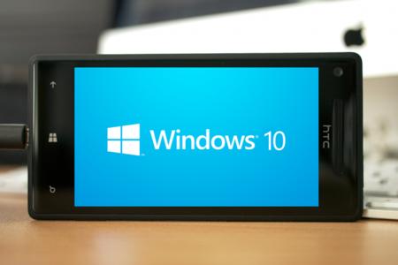 Windows 10 Htc Mockup