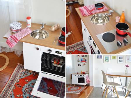 Hazlo tú mismo - cocina de juguete - 5