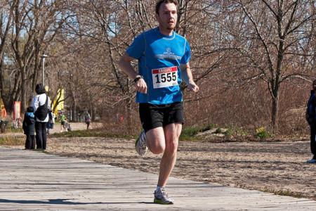 Corre más rápido enfrentando bien las curvas