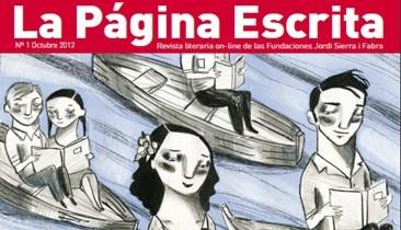Nace 'La página escrita', una revista literaria para jóvenes (y no tan jóvenes)
