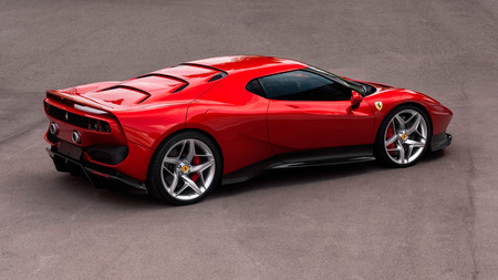 Ferrari SP38 one-off