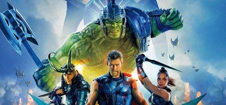'Thor: Ragnarok' es la aventura más divertida del Dios del Trueno pero Marvel tiene películas mejores (crítica sin spoilers)