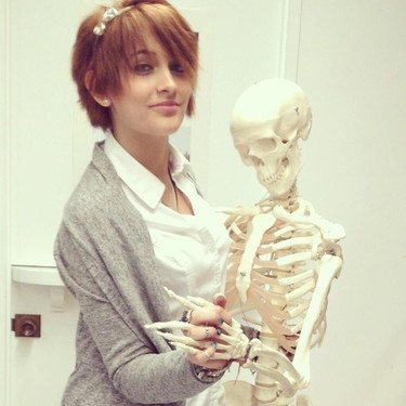 Vaya noticias... Paris Jackson ingresada tras un intento de suicidio