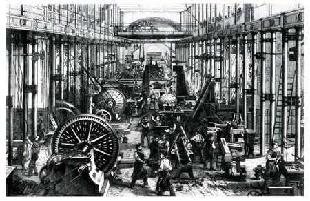 Hartmann Maschinenhalle 1868 01