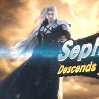 Sephiroth rompe con todas las apuestas y se convierte en el próximo personaje que se unirá a Super Smash Bros. Ultimate