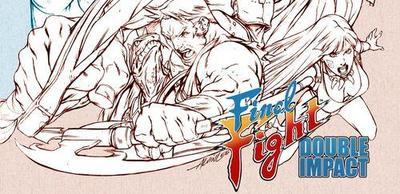 'Final Fight: Double Impact'. Vídeos de 'Final Fight' y 'Magic Sword' [GDC 2010]