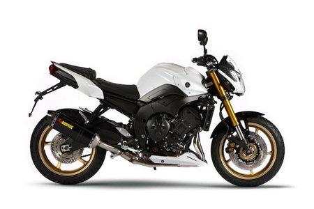 Yamaha FZ8 Sport y Fazer8 S Sport