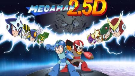 Mega Man 2.5D, un juego creado por fanáticos durante ocho años ya se encuentra disponible