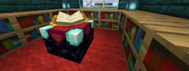 Guía para usar la mesa de encantamientos en Minecraft: cómo encantar tu equipo