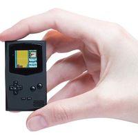 Pocket Sprite: la consola portátil más pequeña del mundo que puede confundirse con un llavero de GameBoy