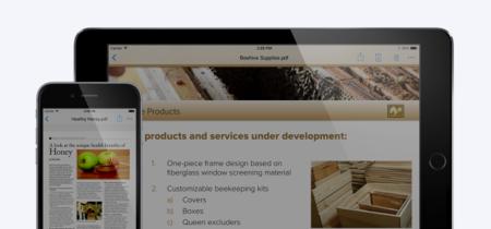 Tras los documentos de Office, ahora Dropbox se integra con los PDFs y Acrobat Reader