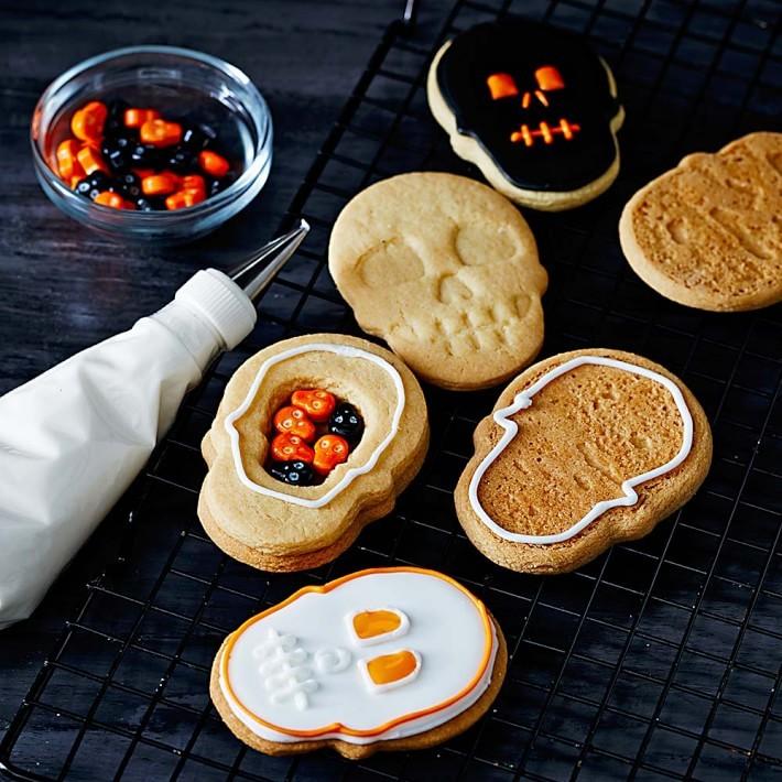 Moldes de galletas para Halloween