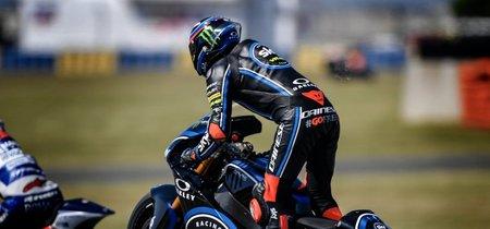 Primera pole para Francesco Bagnaia en Moto2 con dos décimas sobre Xavi Vierge en Francia
