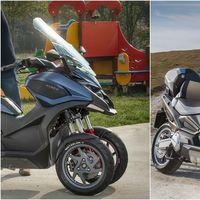 Kymco prepara la ofensiva con los C Series Concept en versiones de dos y tres ruedas