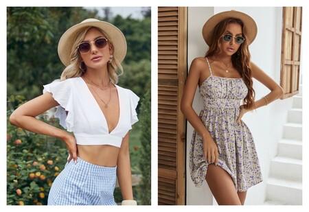 Shein aún más barato: tops, vestidos, bikinis, faldas, bañadores y más rebajados hasta un 60%