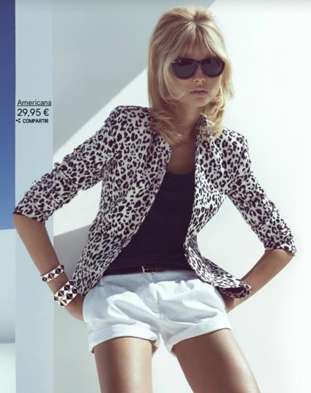 Avance del catálogo primavera 2013 de H&M: un rayo de sol ohohoh