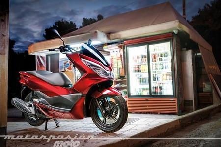 Honda PCX125 prueba (características y curiosidades)
