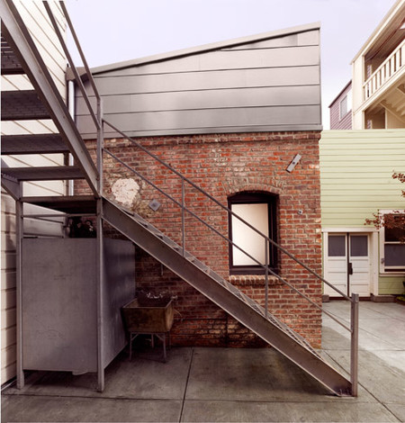 Brick House In San Francisco By Azevedo Design Dezeen 468 1