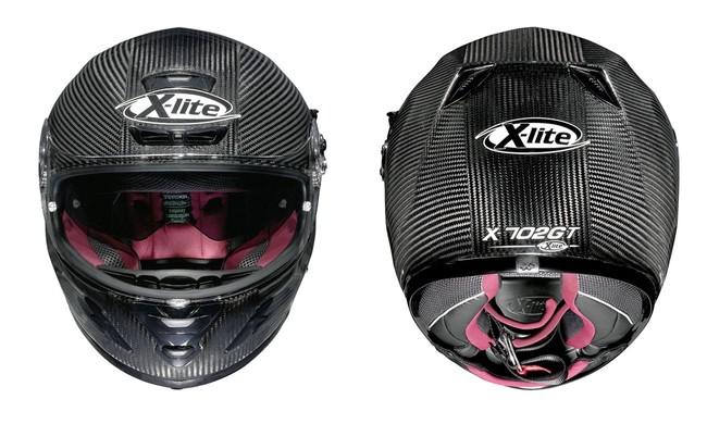 Carbono puro para mototuristas, este es el X-Lite X-702 GT Ultra Carbon