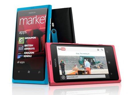 Por fin conocemos al Nokia Lumia 800