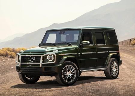 Mercedes Benz G Class 2019 1280 01