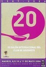 XX Salón Internacional del Club de Gourmets