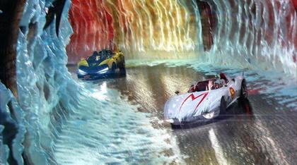 'Speed Racer', el mundo de los Wachowski