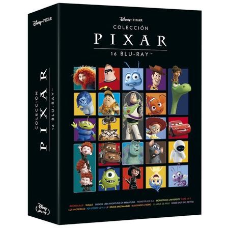 Pack Pixar 16bd