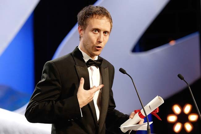 László Nemes, director de 'Son of Saul'