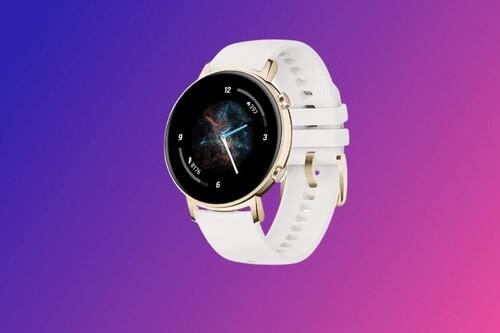 La versión más elegante y ligera Huawei Watch GT2 a 109 euros en Amazon, ¡ precio mínimo histórico!