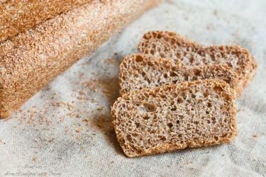 Receta de pan de molde integral