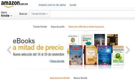 """Amazon """"completo"""" en México; no es un vendedor más vía Internet"""