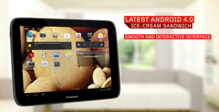 Lenovo IdeaTab S2109 con Ice Cream Sandwich