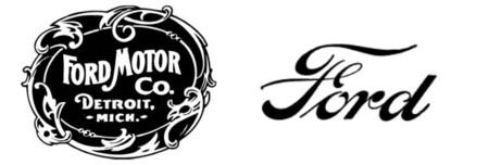 Ford Logo 1903 1906