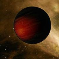 Este planeta es tan oscuro que aborbe el 99 por ciento de la luz visible
