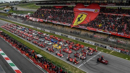 ¡La gran fiesta de Ferrari! La Fórmula 1 quiere celebrar la carrera 1.000 del cavallino con un Gran Premio especial en Mugello