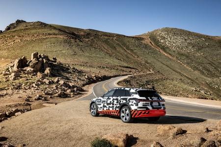 Audi E Tron Prototype Pikes Peak 3