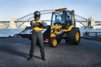 JCB 3CX GT, la retrocargadora más rápida del mundo