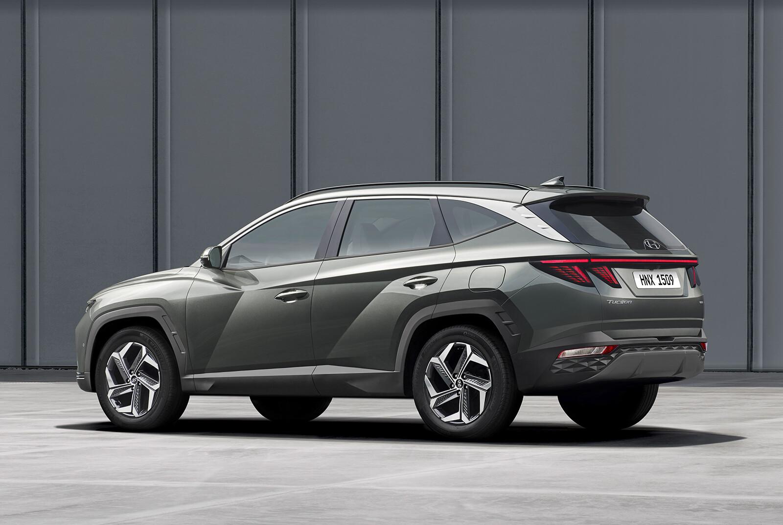Foto de Hyundai Tucson 2022 (3/20)