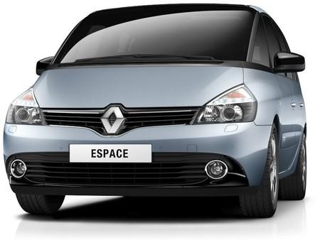 Brisa de cambio para el Renault Espace