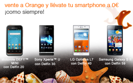 Orange continuará subvencionando terminales y estudiará la posible compra de Yoigo
