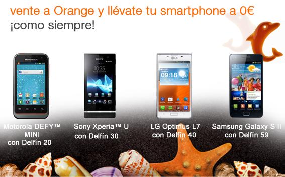 Orange continuará subvencionando terminales y luchará porque las portabilidades no se puedan cancelar