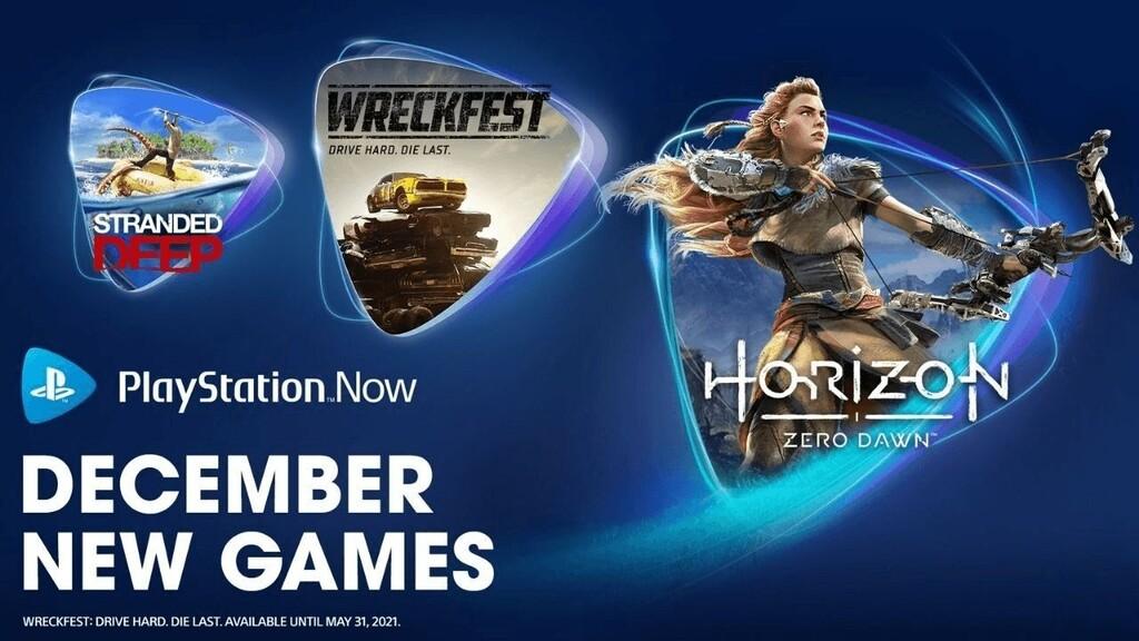 Horizon Zero Dawn, Darksiders III y The Surge 2 entre los nuevos juegos que se unirán a PlayStation Now en diciembre