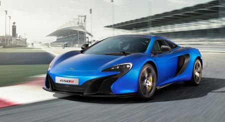 McLaren 650S, más rápido aún que el mítico F1
