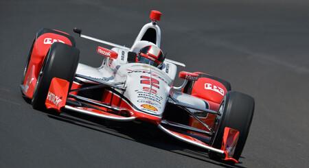 Montoya 500 Millas Indianapolis 2015