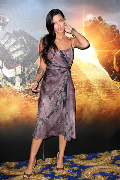 """Foto de El contra-estilo de Megan Fox: """"Mamá, de mayor quiero ser choni"""" (27/36)"""